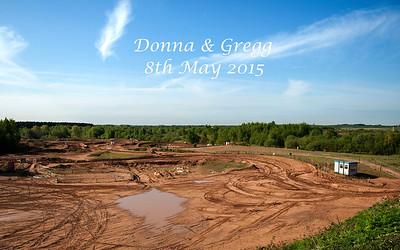 Donna & Gregg
