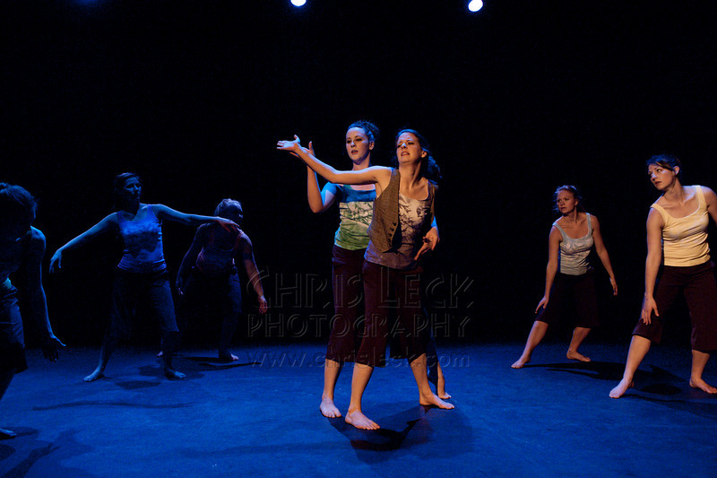'Lifeline' choreographed by Rebecca Chad