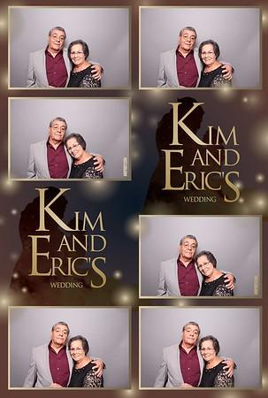 Kim & Erics Wedding