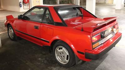 Toyota none 4x4