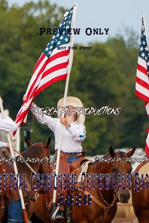 Flags & Opening Ceremonies
