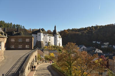 Luxembourg Fall Road Trip