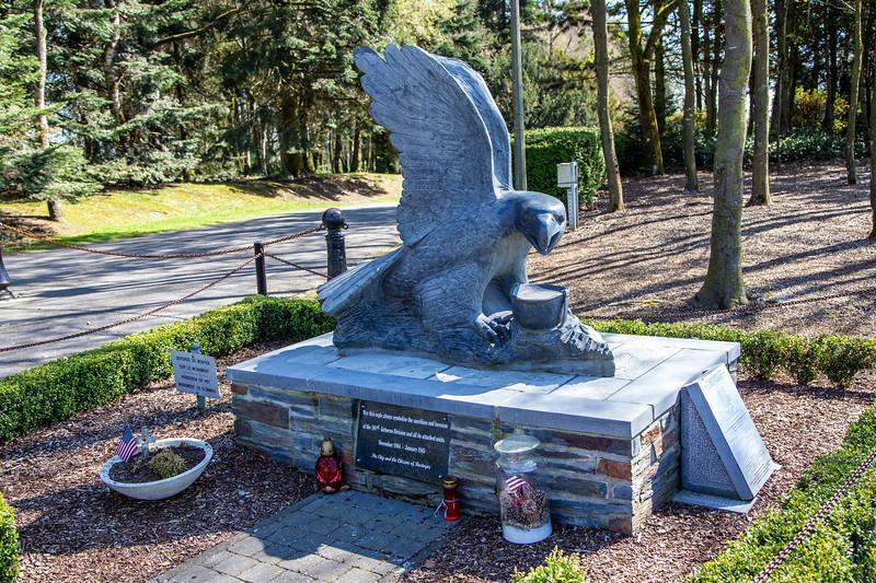 101st Airborne Memorial