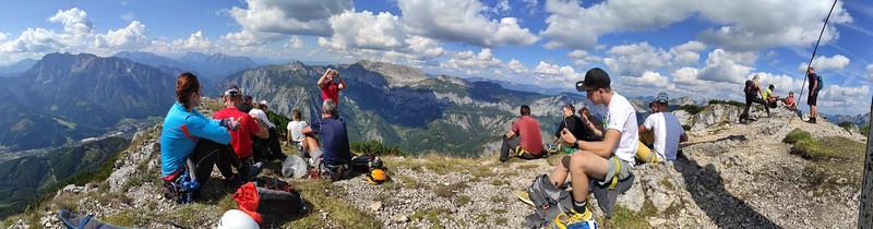 Wanderwell - Ausztria Klettersteig 2021