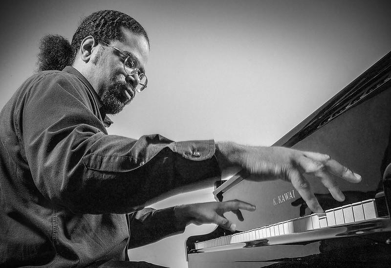 Pianist Kareem Powell