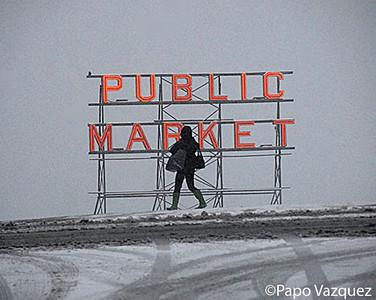 Seattle Winter 2012