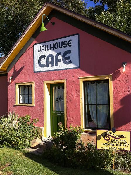 Jailhouse Cafe, Moab