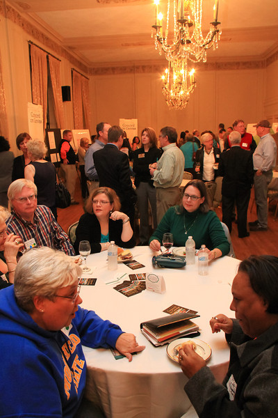 2012 Feb 23 - Concord Downtown Development Corporation Event at Hotel Concord