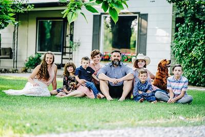 Evans Family