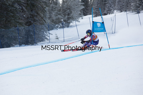 2021-02-03 NWC @ Mt Spokane W GS