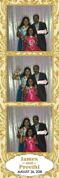James & Preethi's Wedding (08/26/18)