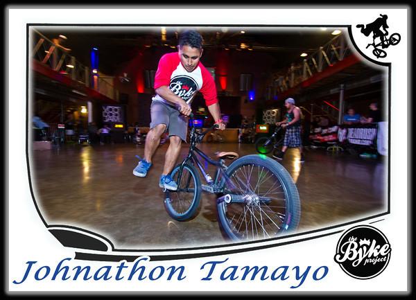 Johnathon Tamayo