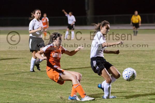 Boone Girls JV Soccer - 2013