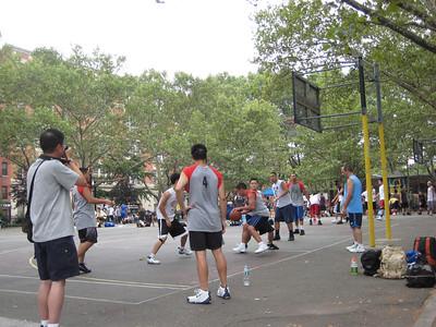 2008 Basketball Sing Tao