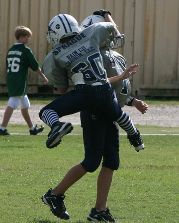 Sept 11, 2010 - Jr Cowboys v Giants