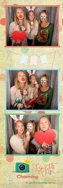 Confetti Fair 2014 Photobooth Photostrips