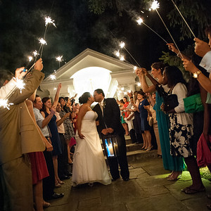 Mel & Pearl's Wedding