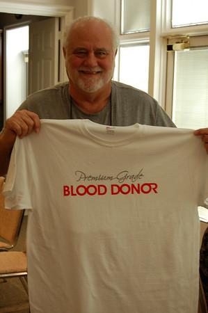 2007 Blood Drive
