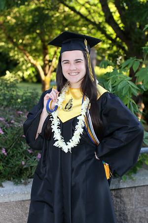 Maile Graduate 2017