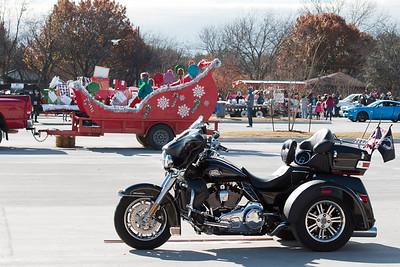 Anna Christmas Parade