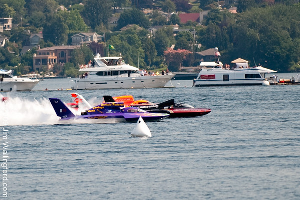 Seafair Chevrolet Cup & KeyBank Air Show