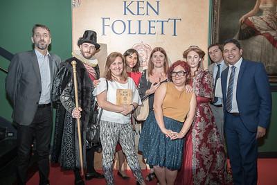 17.10.03 PRH Reunión y Ken Follett