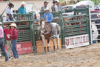 2014 Evergreen Saddle Bronc Sunday