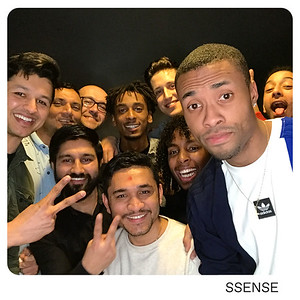 SSENSE - DC INAUGURATION
