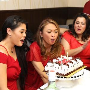 Angie & Gabby Celebration