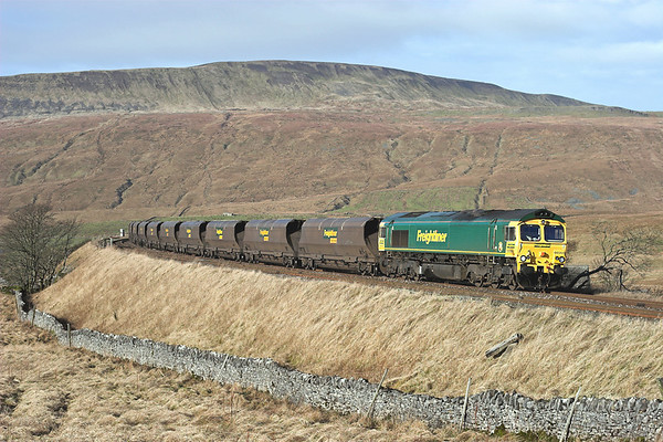 21st January 2006: Denthead, Ribblehead and Grisedale