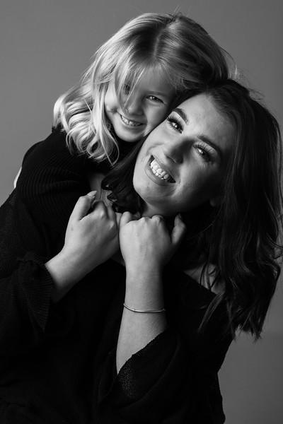 Lydia & Tallulah