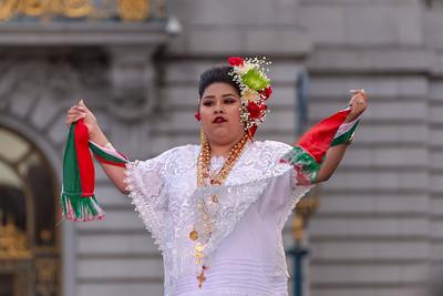 2018 15 Sept Fiestas Patrias San Francisco