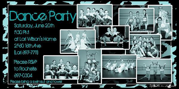 Dance Invites