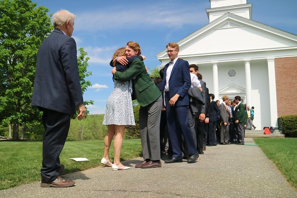 Baccalaureate Chapel Service: May 26, 2016