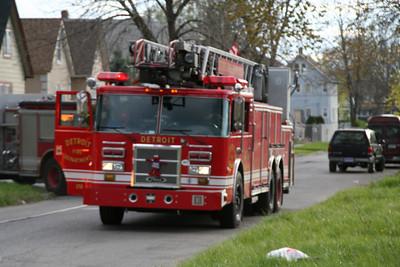 DETROIT: 04-11-2012 CICOTTE STILL ALARM