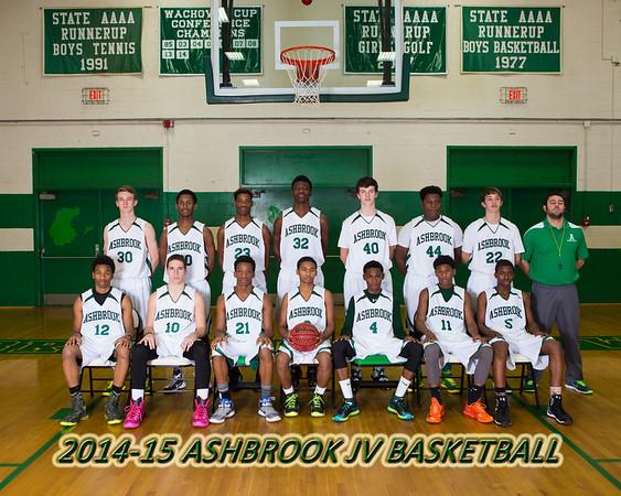 2014-15 Ashbrook Team