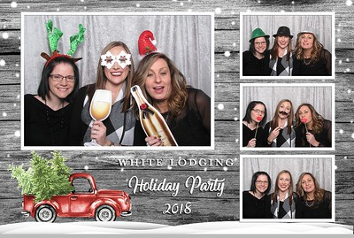 White Lodging -Holiday Party 2018 (Booth 2)