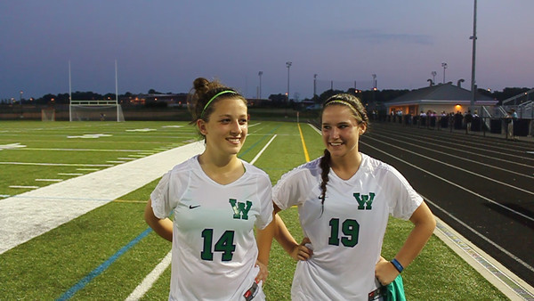 Girls Soccer: Region II - Woodgrove vs Western Albemarle