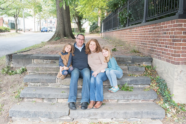 McKee Family Fall 2018