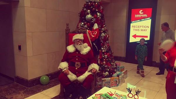 Cinemark Family Christmas Party