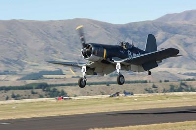 """Warbirds over Wanaka"" Airshow"