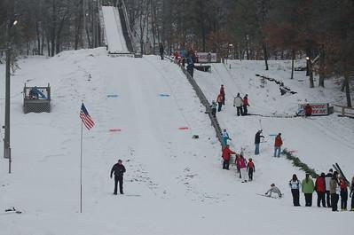 Tri-Norse Ski Club, Wisconsin Rapids, WI:  January 17, 2010
