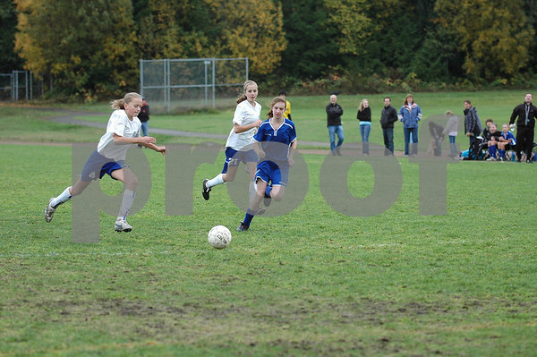 Bainbridge Soccer vs LH United
