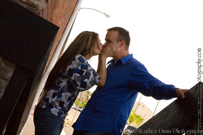 Bill and Kimmie Engagement Session