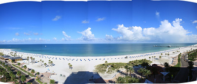 Clearwater Beach Pano 3