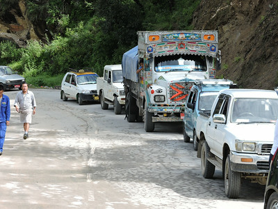 Thimphu to Punakha