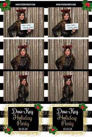 Dow Key Holiday Party 2018
