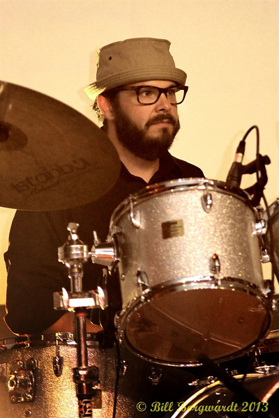 Blake Reid band - Discovery Showcase