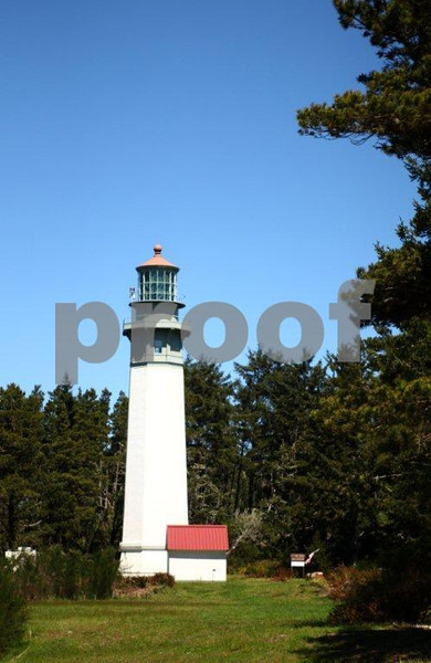 Grays Harbor Lighthouse in Westport, WA was commissioned on June 30, 1898 and is the tallest lighthouse in the state standing at 107 feet high and is still use today.