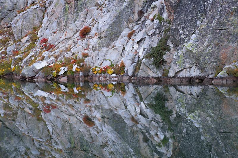 Kaleidoscope, Sawtooth Mountains - Idaho